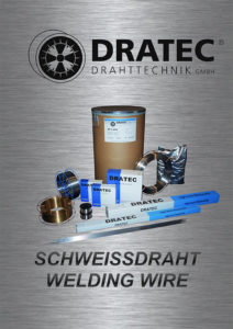 Dratec -  Handbuch Schweissdraht